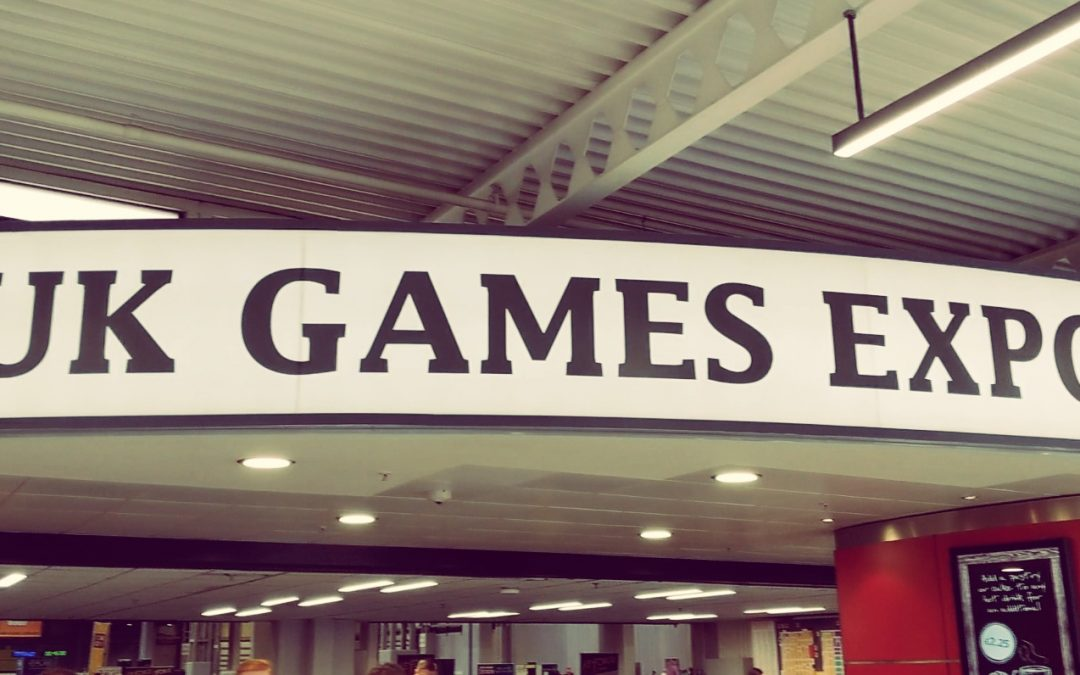 Video: UK Games Expo