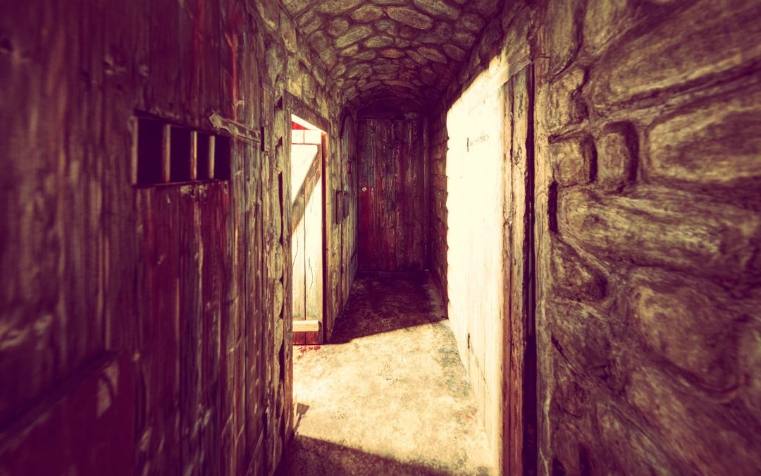 Try this… Escape rooms