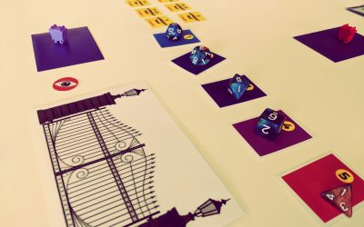 Game Design Update: Tricky imps and inefficient gatekeepers
