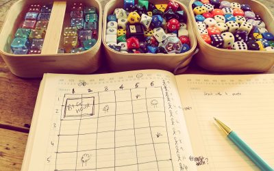 Game Design Update: Moles and monsters