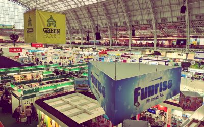 Update: A toy fair, a book review and Good Housekeeping!