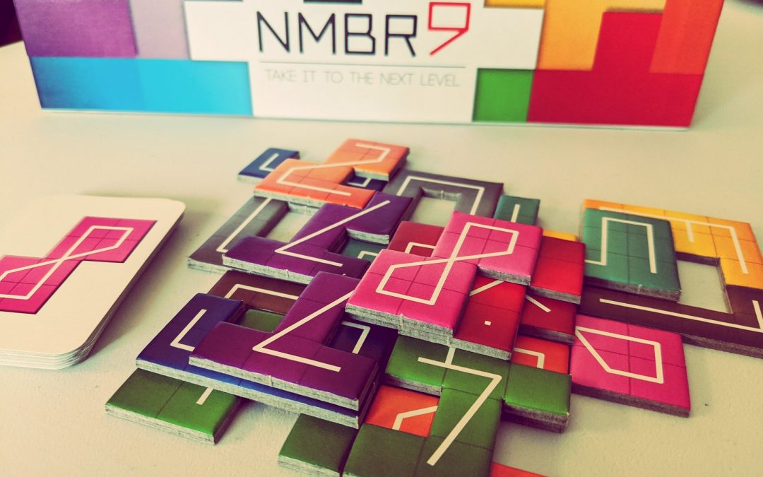 Alfie reviews… NMBR 9