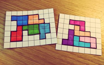 Make Your Own Polyomino Puzzles
