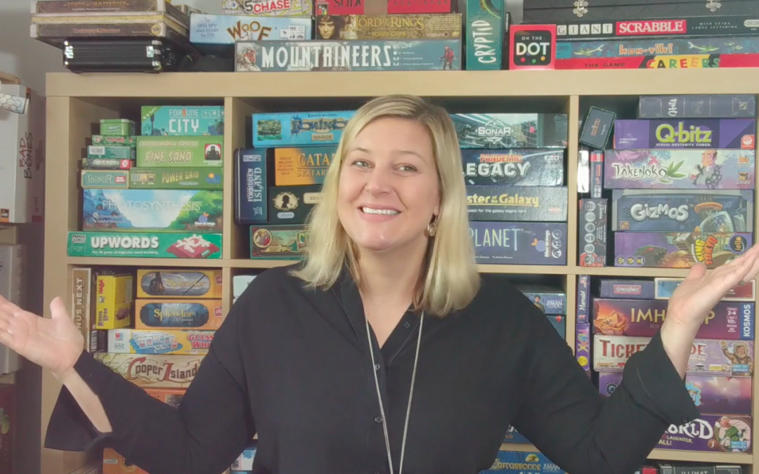 Video: The benefits of playing board games