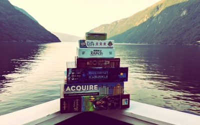 6 reasons to start playing board games on holiday