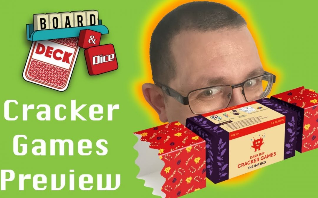 Update: We're going crackers!