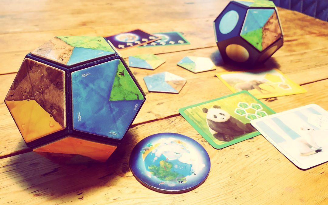 Alfie reviews… Planet