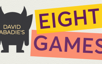 David Abadie's Eight Games
