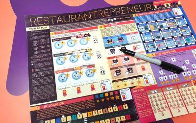 How to play Restaurantrepreneur