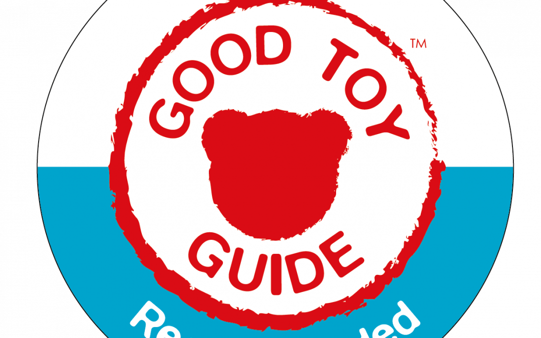 Update: Good Toy Guide accreditation & eating lunch