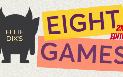 Ellie Dix's Eight Games (2nd Edition)