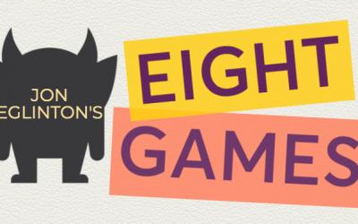 Jon Eglinton's Eight Games